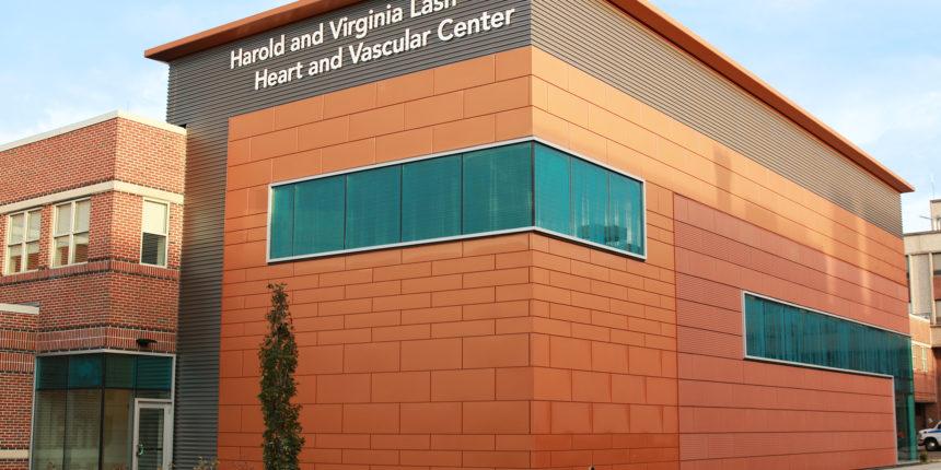 Southcoast Health Unveils Harold And Virginia Lash Heart
