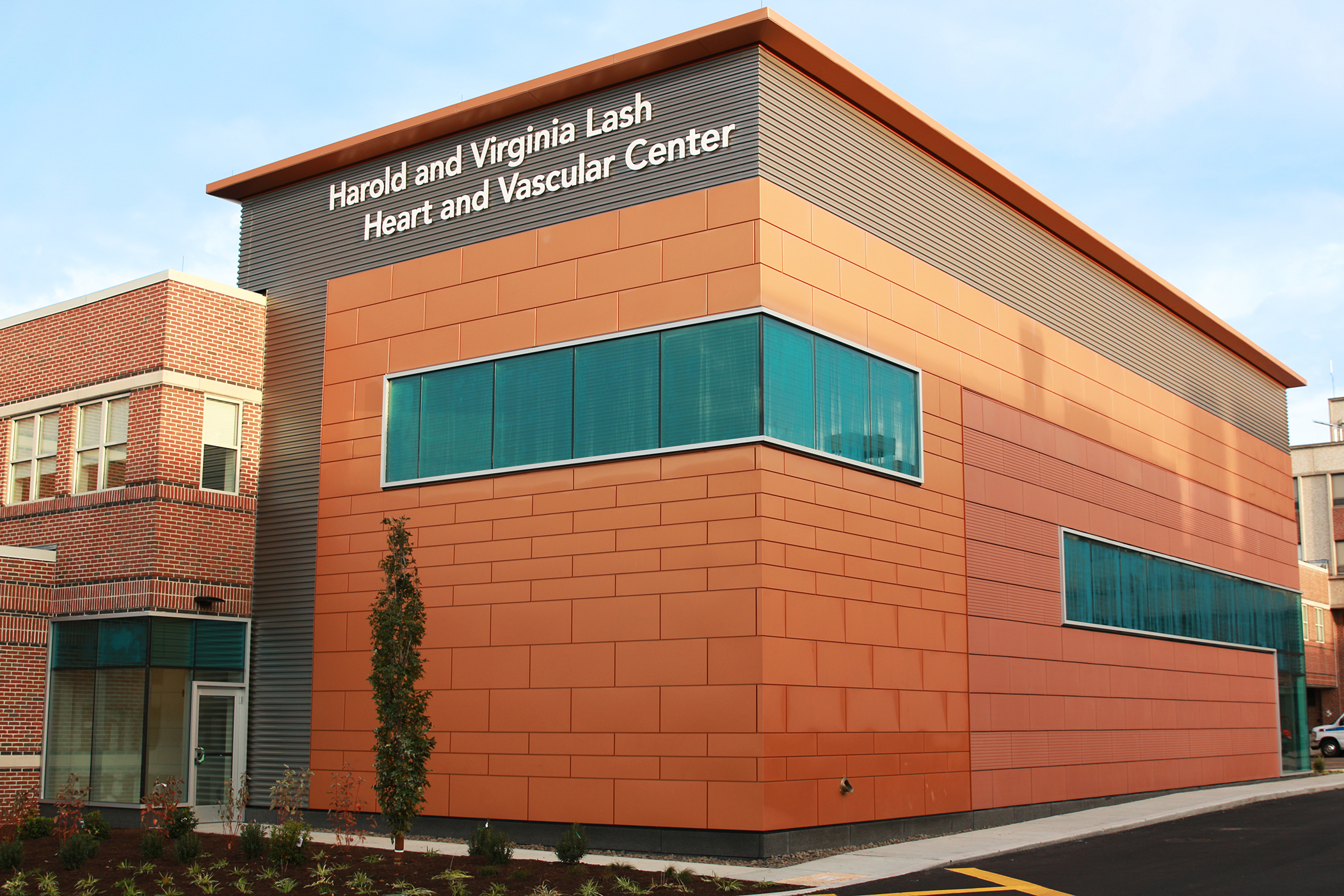 Southcoast Health unveils Harold and Virginia Lash Heart and