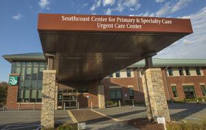 Fairhaven Urgent Care Center Entrance