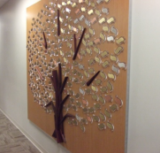 Tree of Life Donation Sculpture
