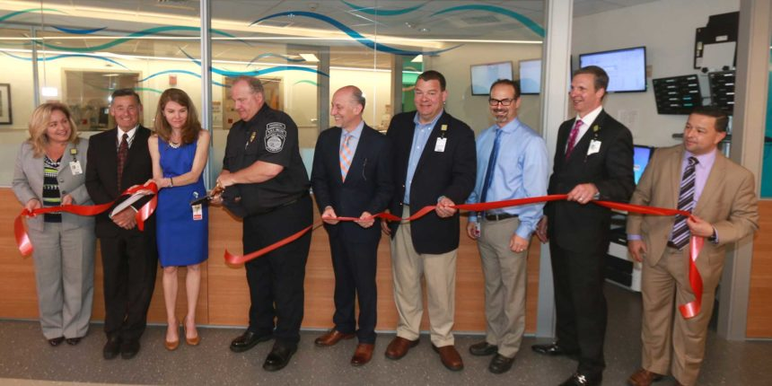 Southcoast Health cuts ribbon on new Rapid Assessment Zone in ...